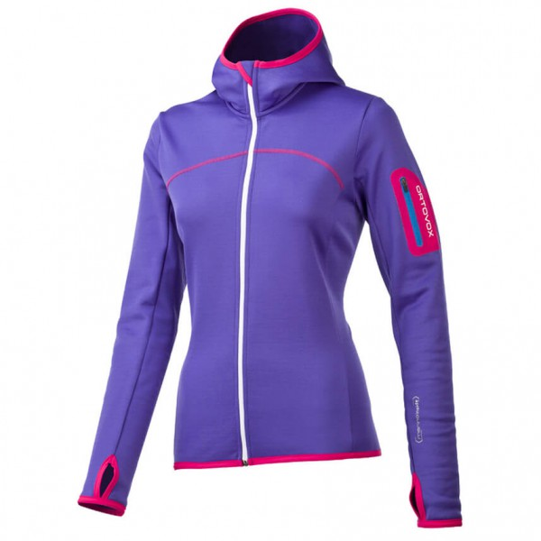 Ortovox - Women's (MI)-Fleece Hoody