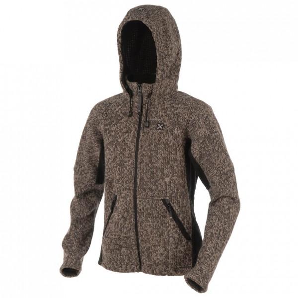 Montura - Women's Wool Hoody Jacket - Fleecejack