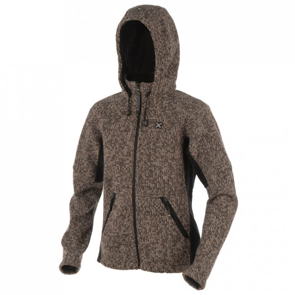 Montura - Women's Wool Hoody Jacket - Fleecetakki