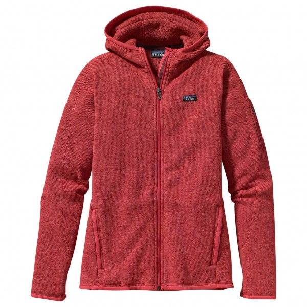 Patagonia - Women's Better Sweater Full-Zip-Hoody