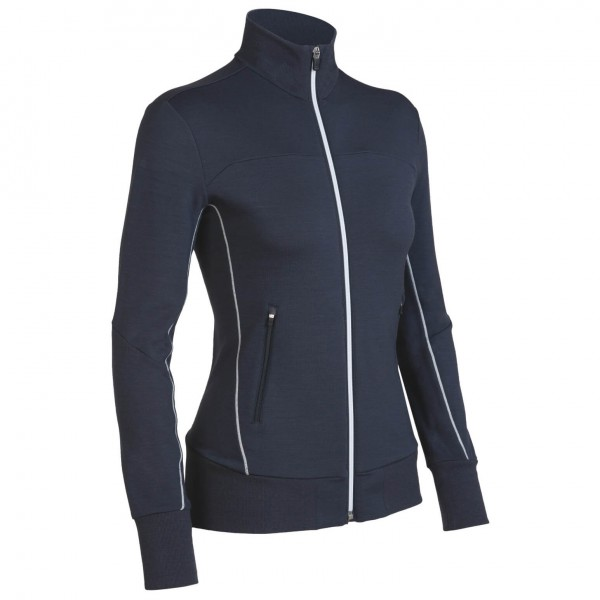 Icebreaker - Women's GT260 Swift Jacket - Merinojacke