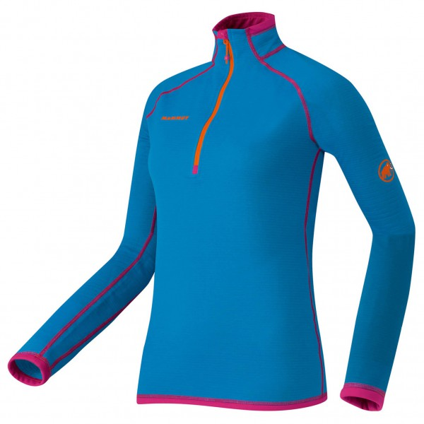 Mammut - Women's Schneefeld Zip Pull Light - Fleecepulloveri