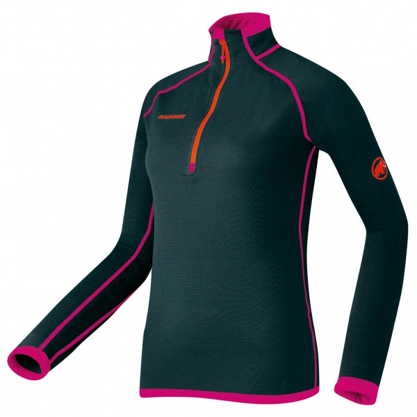 Mammut - Women's Schneefeld Zip Pull Light - Fleecetrui