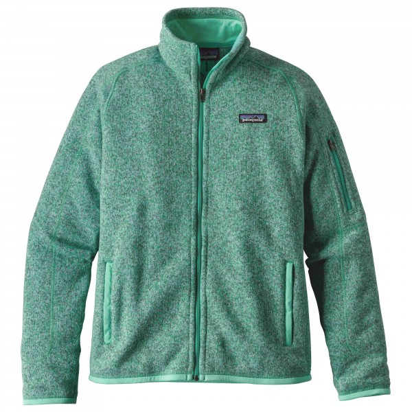 Patagonia - Women's Better Sweater Jacket - Fleecetakki