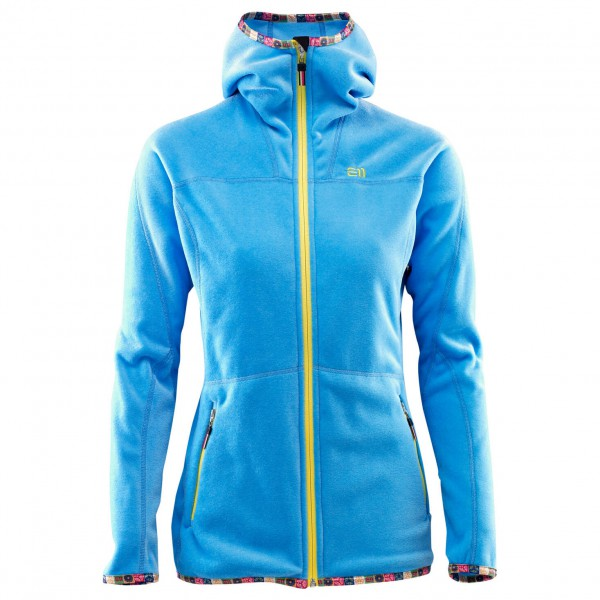 Elevenate - Women's Arbi Hood - Fleecetakki