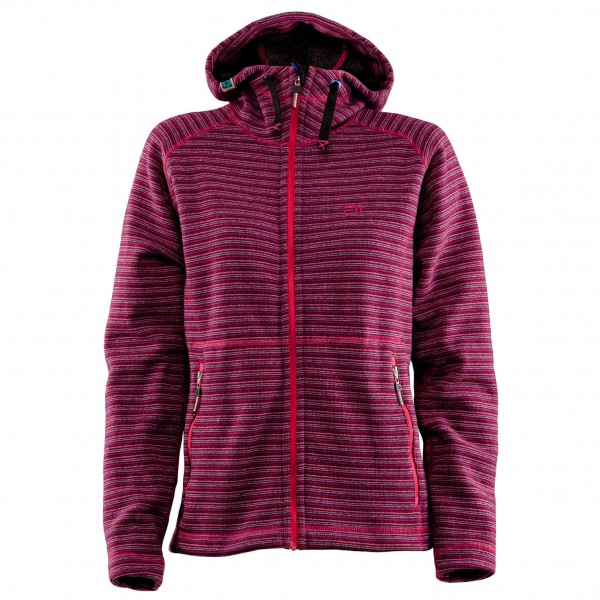 Elevenate - Women's Verbier Hood - Wolljacke