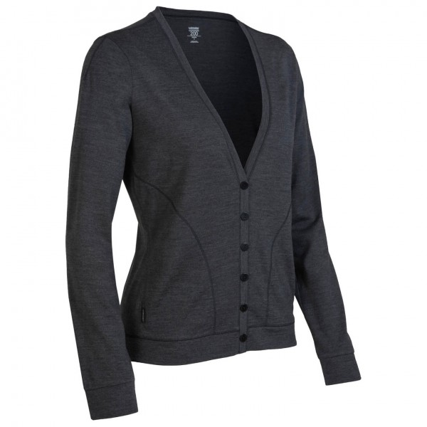 Icebreaker - Women's Bliss Cardigan