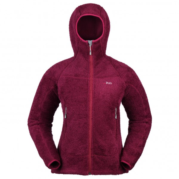 Rab - Women's Boulder Hoodie - Fleece jacket