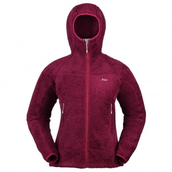 Rab - Women's Boulder Hoodie - Fleece jacket