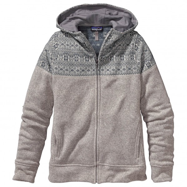 Patagonia - Women's Better Sweater Icelandic - Fleecetakki