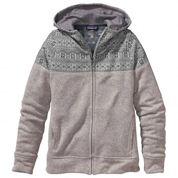 Patagonia - Women's Better Sweater Icelandic - Fleecetakki