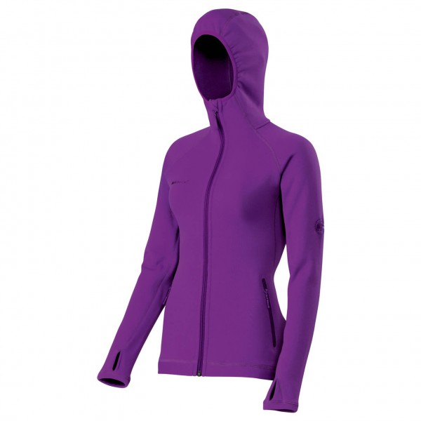 Mammut - Women's Aconcagua Hoody - Fleece jacket