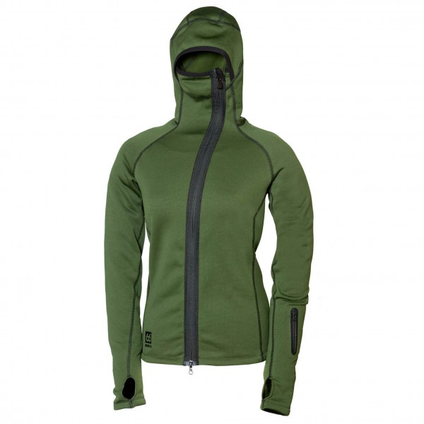 66 North - Women's Vik Hooded Wind Pro Jacket - Fleecejack