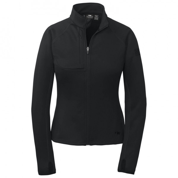 Outdoor Research - Women's Radiant Hybrid Jacket - Fleece