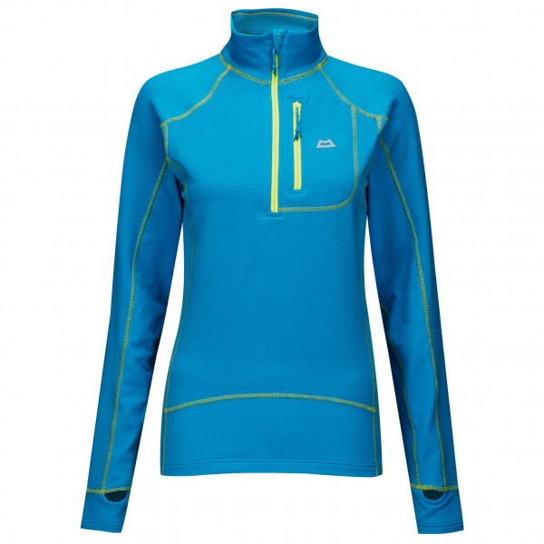 Mountain Equipment - Women's Eclipse Zip Tee