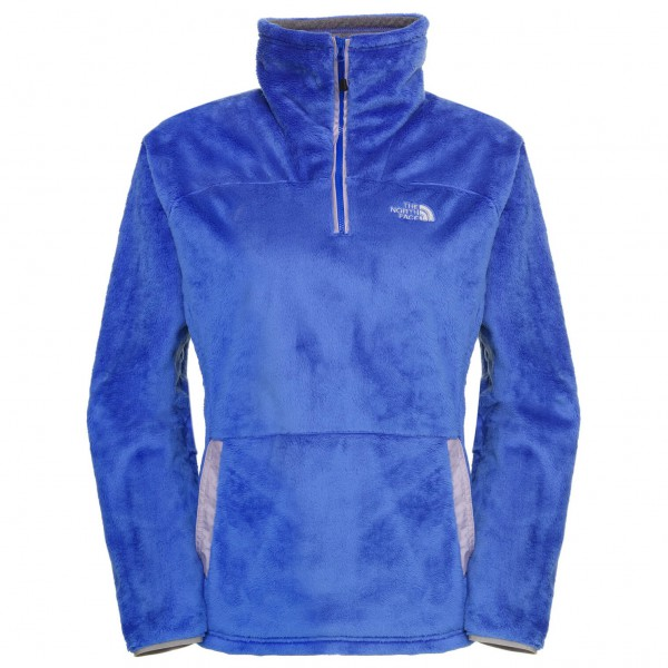 The North Face - Women's Mossbud 1/2 Zip - Fleecepullover