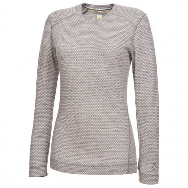 Smartwool - Women's Midweight Pattern Crew - Manches longues