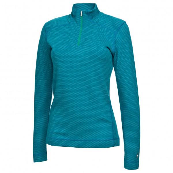 Smartwool - Women's Midweight Pattern Zip T - Long-sleeve