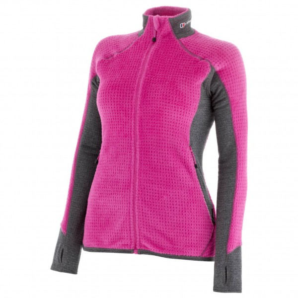 Berghaus - Women's Scorch Micro Grid - Fleecetakki