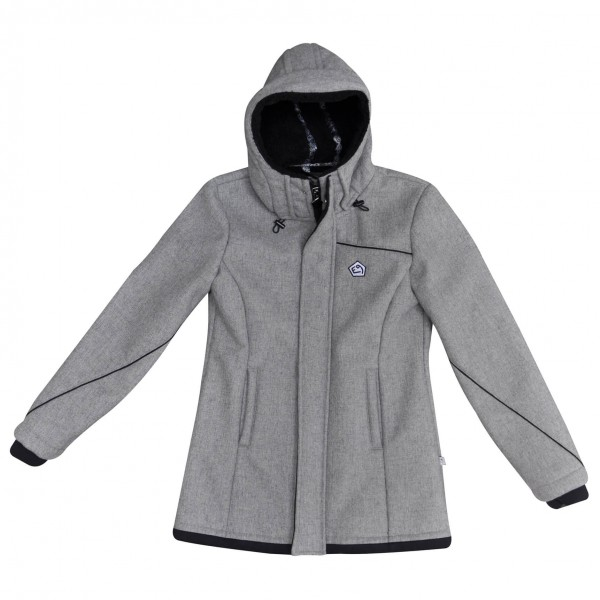 E9 - Women's Fred - Fleecejacke