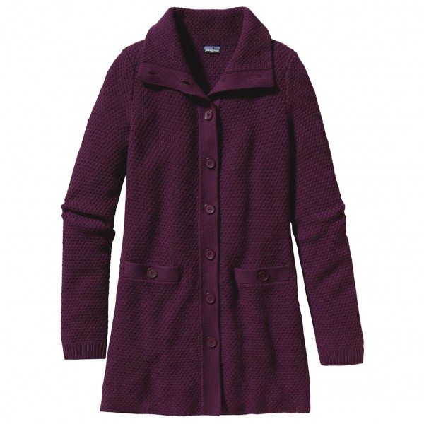 Patagonia - Women's Merino Sweater Coat - Merinomantel