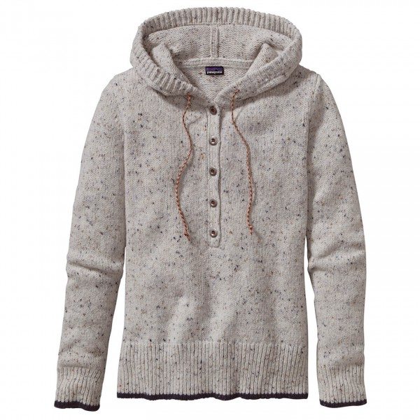 Patagonia - Women's Ranchito Hoody - Merino sweater