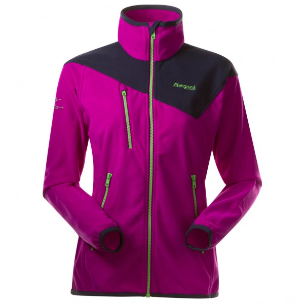 Bergans - Tysnes Lady Jacket - Fleecejack