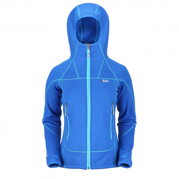 Rab - Women's Shadow Hoodie - Fleecejacke