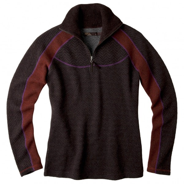 Prana - Women's Corrine Sweater - Wool pullover