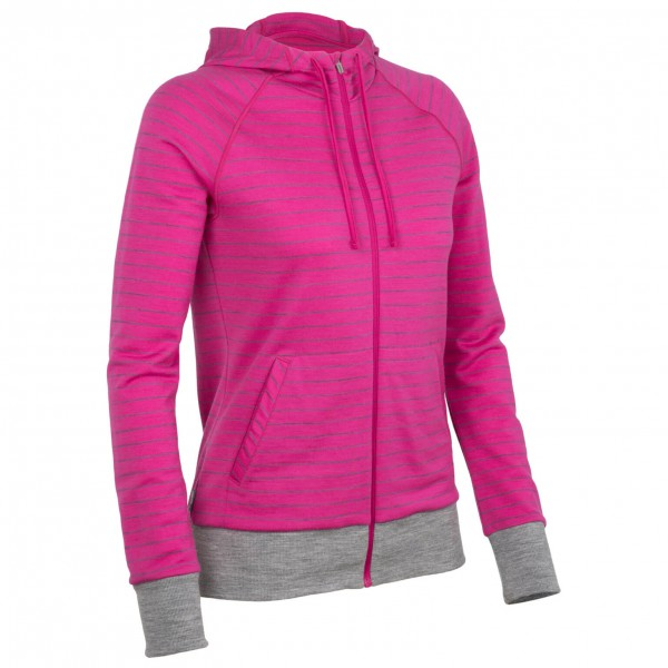 Icebreaker - Women's Crush LS Hood
