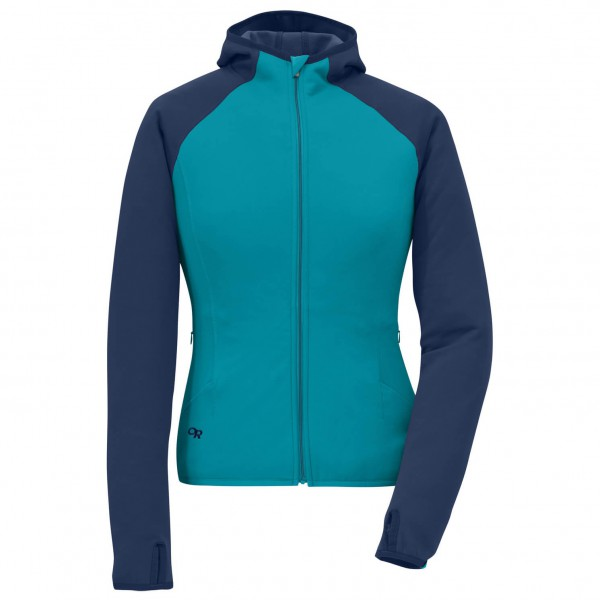 Outdoor Research - Women's Rumor Hoody - Fleecetakki