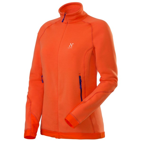 Haglöfs - Bungy II Q Jacket - Fleece jacket