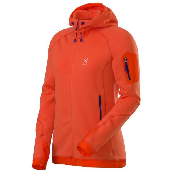 Haglöfs - Bungy II Q Hood - Fleece jacket