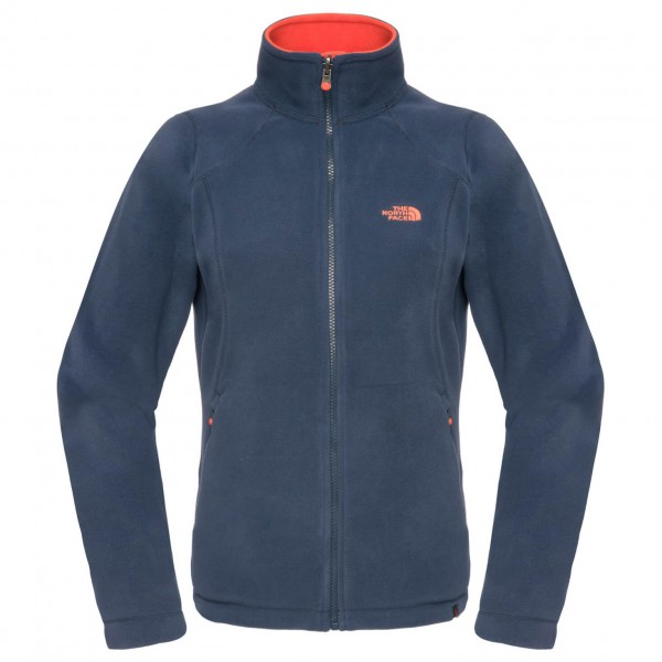 The North Face - Women's 100 Glacier Full Zip - Fleecejacke