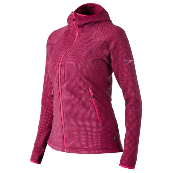 Berghaus - Women's Presanella Hooded Fleece Jacket