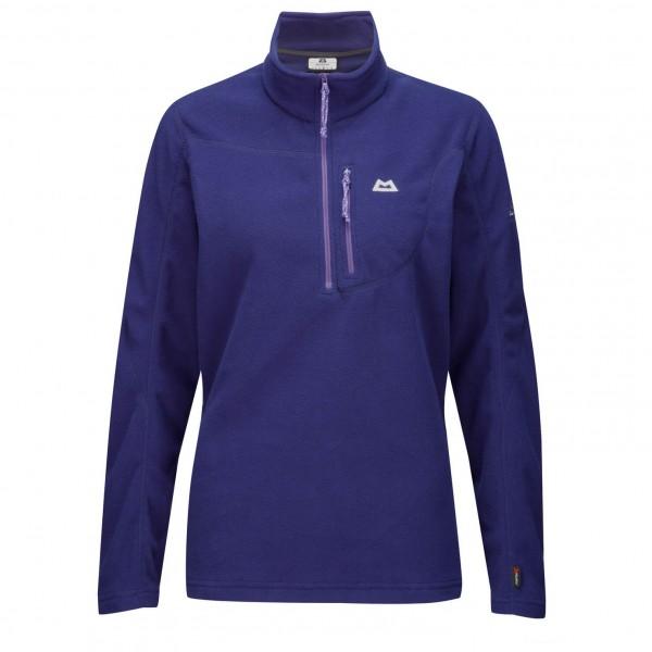Mountain Equipment - Women's Micro Zip Tee - Fleece jumpers