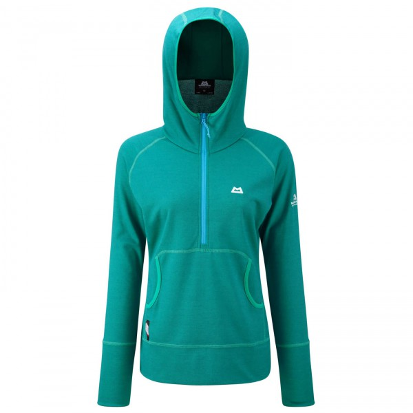 Mountain Equipment - Women's Calico Hooded Zip Tee
