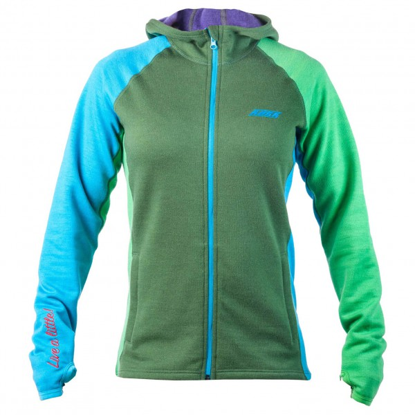 Kask of Sweden - Women's Tec 330 Hoodie - Wolljacke