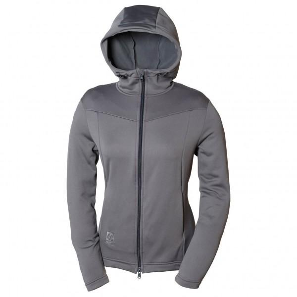 66 North - Women's Hengill Hooded Jacket - Fleecetakki