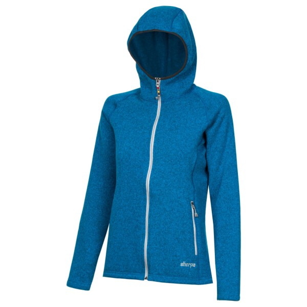 Sherpa - Amdo Tech Hooded - Fleecetakki