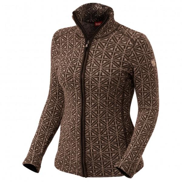 Fjällräven - Women's Frost Sweater - Wollen jack