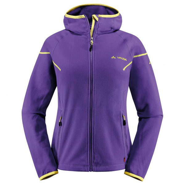 Vaude - Women's Smaland Hoody Jacket - Fleecetakki