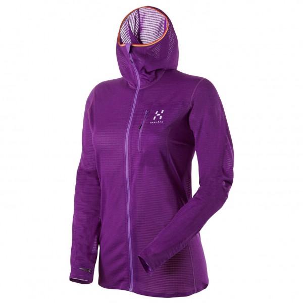 Haglöfs - L.I.M Q Power Dry Hood - Fleece jacket
