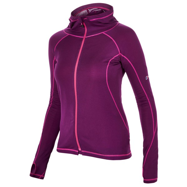 Berghaus - Women's Deverse Hoody Jacket - Fleecetakki