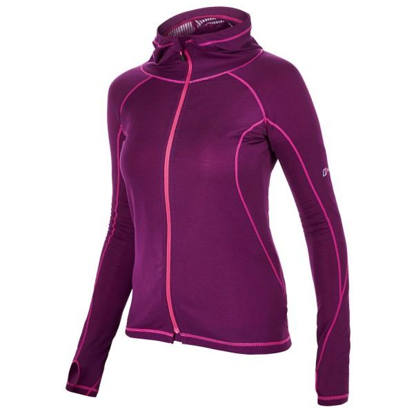 Berghaus - Women's Deverse Hoody Jacket - Fleecetakki