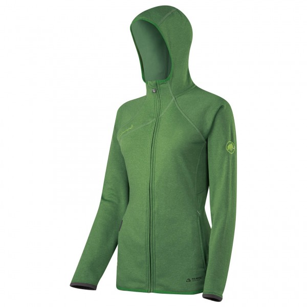Mammut - Women's Get Away Hooded Jacket - Giacca in pile