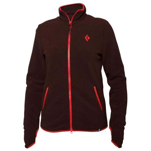 Black Diamond - Women's Boulder Jacket - Fleece jacket
