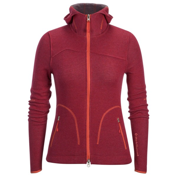 Black Diamond - Women's Entrap Jacket - Fleecejack