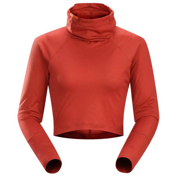 Arc'teryx - Women's A2B Wool Cozy - Merinovillapulloveri