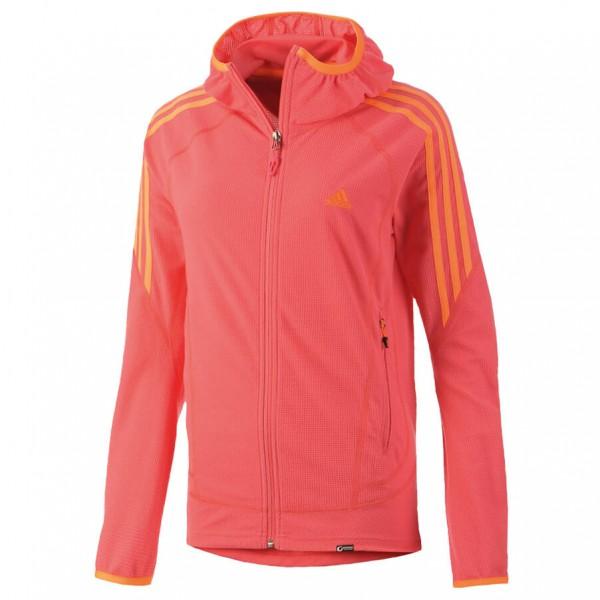 Adidas - Women's TS Cocona Fleece Hoody - Fleece jacket